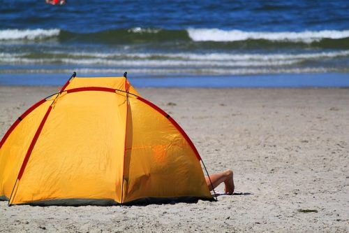 Best Beach Tent For Baby & The Best Cold Weather Tents For Family Camping | Outdoor Intensity