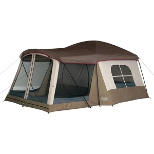 The Wenzel 8-Person Klondike Tent is a weather repellent 29 pound dome style tent with 98 square feet of interior space and a center height of 78 inches.  sc 1 st  Outdoor Intensity & 10 Best Family Camping Tents of 2017 | Outdoor Intensity