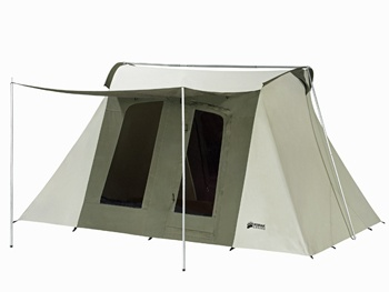 kodiak canvas flex-bow canvas tent
